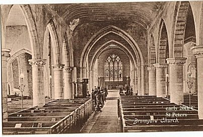 St Peters interior early 20th C.jpg - 103238 Bytes